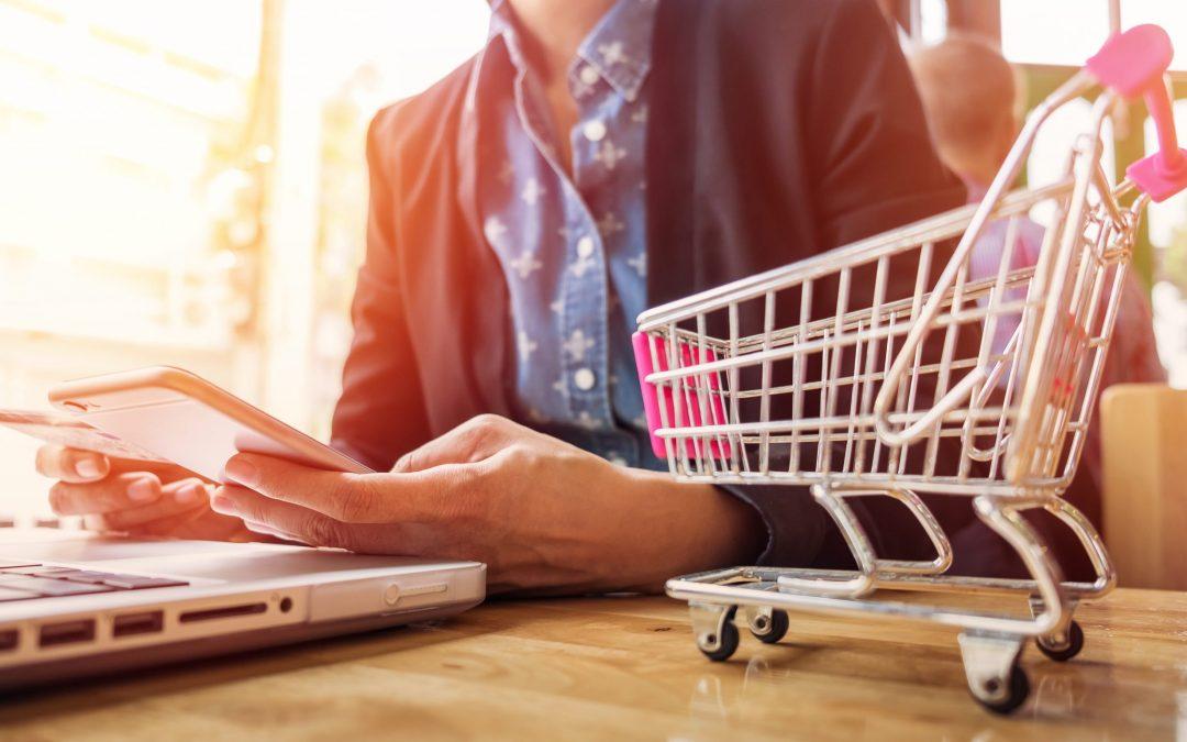 Na Gigante Onda do E-Commerce